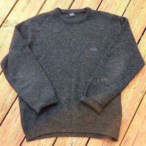 ITALIAN MADE HUGO BOSS 100% virgin wool sweater